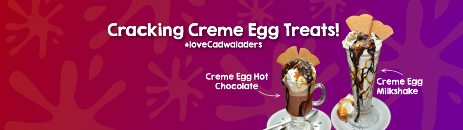 cadwaladers creme egg hot chocolate