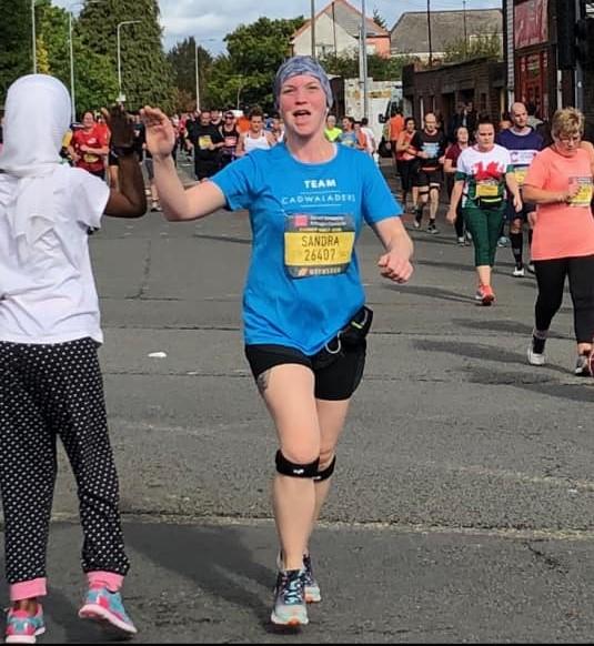 Sandra Running